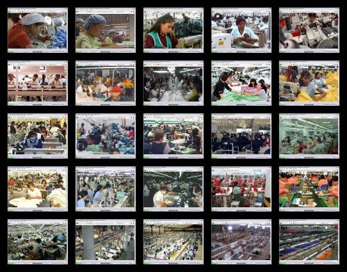 25 Sweatshops  2009